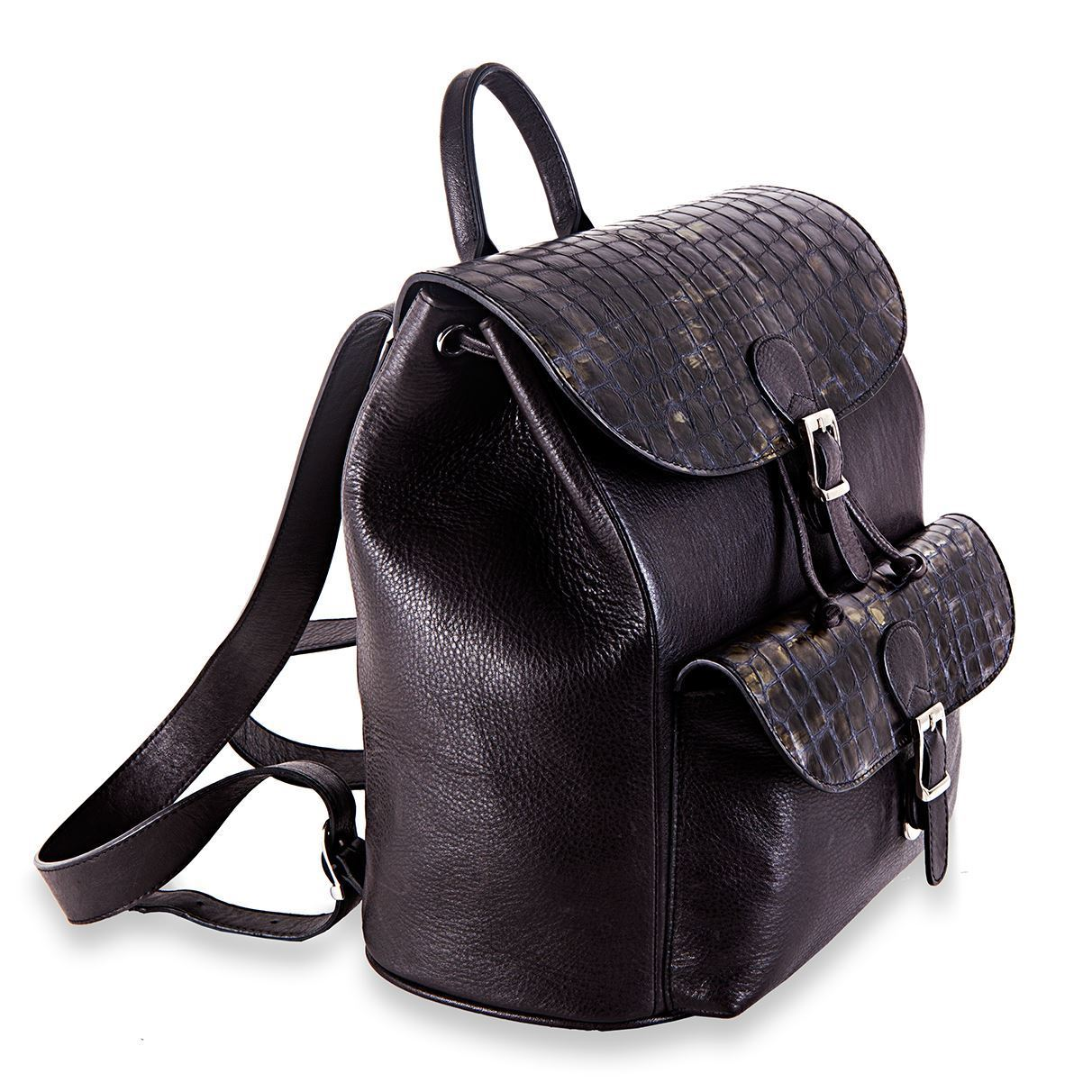resm Crocodile Backpack